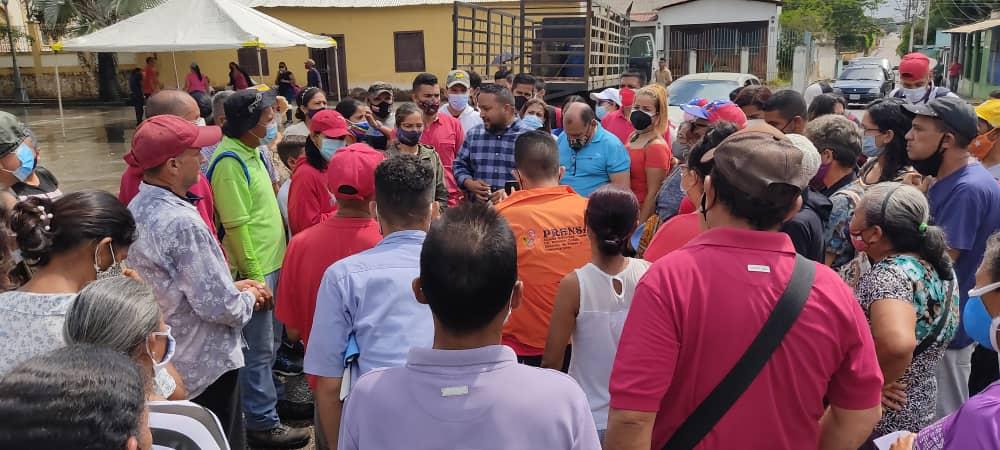 monteverde con furor revolucionario participamos en el simulacro electoral laverdaddemonagas.com monteverde vota 2